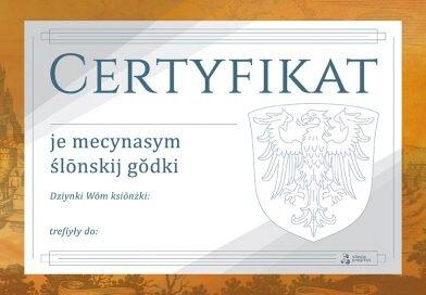 """Program """"Mecynas Ślōnskij Gŏdki"""""""