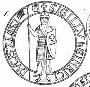 Pieczęć Henryka Brodatego