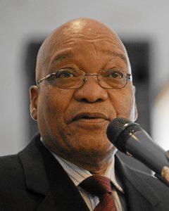 Jacob Zuma, były prezydent / World Economic Forum