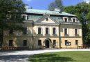 Pałac w Rybnyj – historyjŏ i fotografije