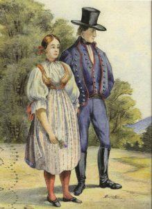 Kole Cieszyna, Jakub Alt, 1840