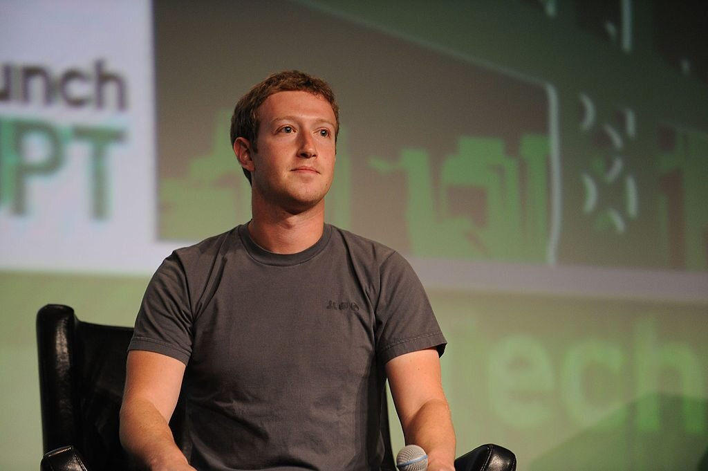 Mark Zuckerberg, fot. C Flanigan/WireImage, CC-BY-2.0