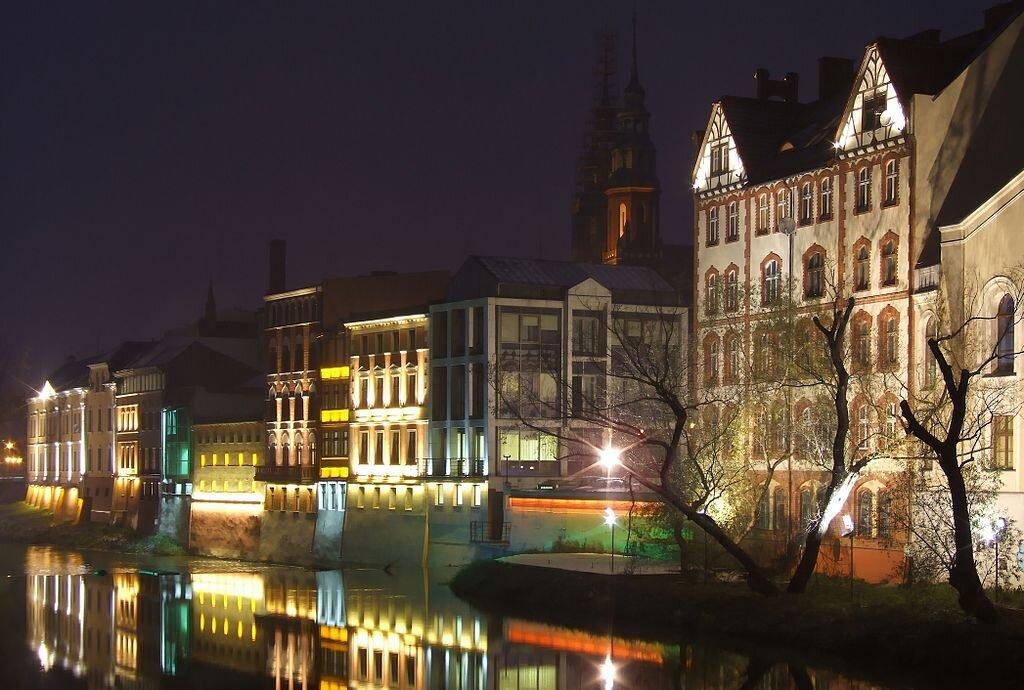 Opole, jedna z historycznych stolic Górnego Śląska. Fot.: Pudelek / Wikimedia Commons