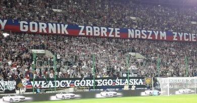 Na gōrnoślōnskich szportplacach, 28.10.2018