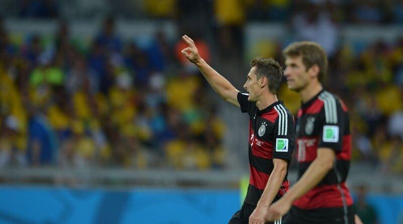 Miroslav Klose, fot. Agencia Brasil