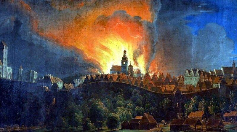 Ignac Chambrez de Ryvos - Cieszyn 6 mŏja 1789