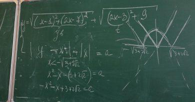 Aleksander Lubina: O Górnym Śląsku na lekcjach matematyki