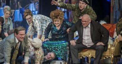 Aleksander Lubina:  Uwielbiam operę – Ubu Król w Operze Śląskiej