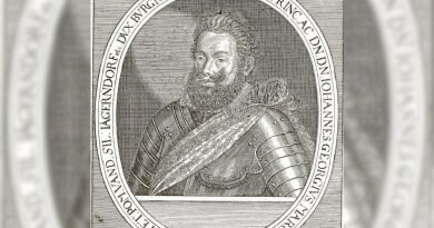 Jan Hahn: Jan Jerzy Hohenzollern