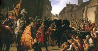 Historyjŏ w 1000 słōw: ôstatnie lata niypodległości i hołd czeski
