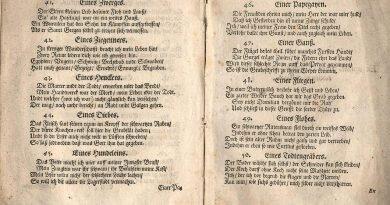 Piękno poezji – Christian Hoffmann von Hoffmannswaldau – poeta wielbiący życie