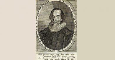 Piękno poezji – Johannes Heermann, śląski kaznodzieja, poeta, autor pieśni kościelnych śpiewanych do dziś