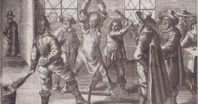 Krwawe demony w kościelnym Księstwie