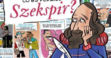 """""""Co by pedzioł Szekspir?"""" – czyli rozmówki śląsko-angielskie na wesoło"""