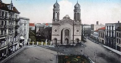 80. rocznica Kristallnacht – nocy kryształowyj
