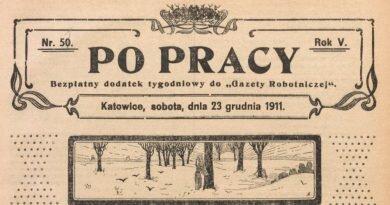 Po pracy, 23.12.1911