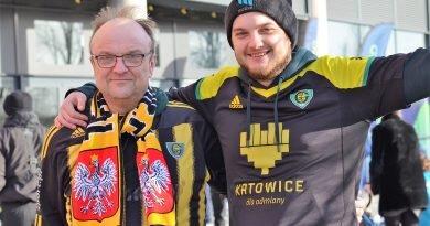 GKS Katowice we Pucharze Kōntynentalnym – relacyjŏ (nie yno sportowŏ) ze Belfastu
