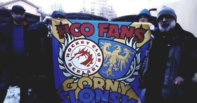 Fan Klub Oceláři Trziniec ze fanōm