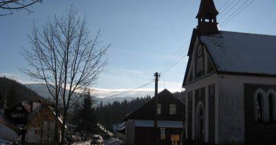 Zima w Petříkovie, czyli udany mariaż z historią