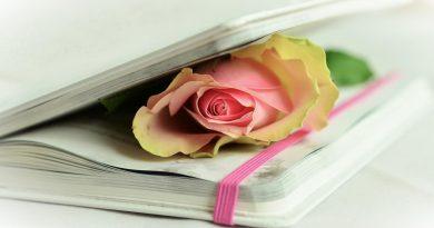 Łucja Porwoł: Pisza wiersz…