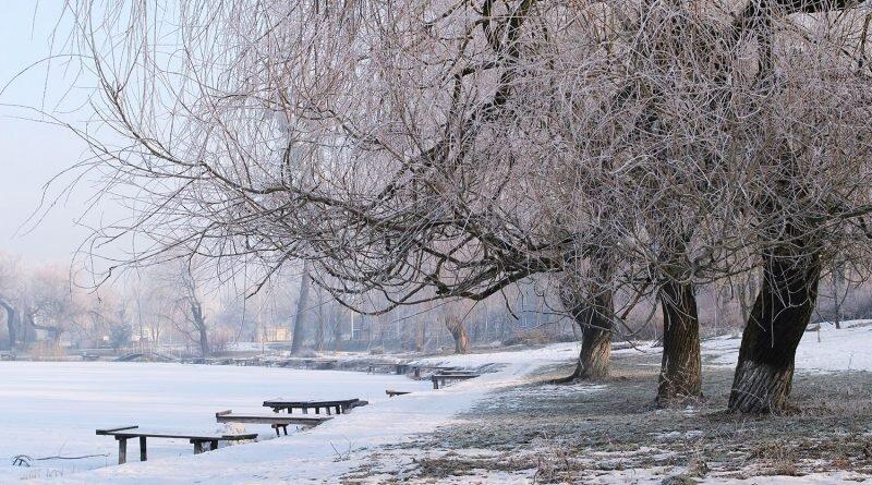 Anna Katroshi: Pożegnanie zimy