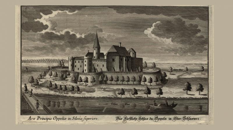 Arx-Principis-Oppoliae-in-Silesia-Superiore