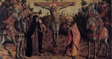 Pasja, Siedem ostatnich słów Chrystusa na krzyżu, Stabat Mater