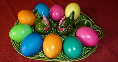 Ojgyn z Pniokōw: Wielkonocni czŏs abo Wielkanoc…