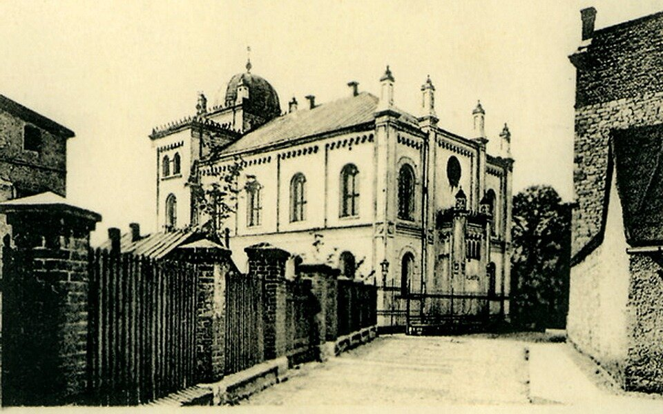 Synagoga w Tarnowitz/Tarnowskich Górach