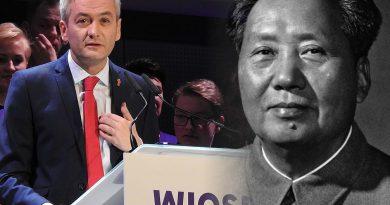 Mao nie zagłosowałem na Wiosnę