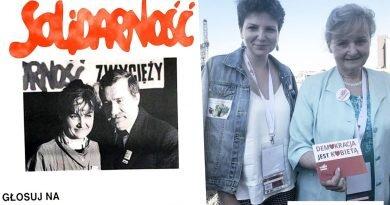 """""""Ale nam się wydarzyło!"""" Rozmowa z kobiecą legendą """"Solidarności"""" Grażyną Staniszewską i posłanką Moniką Rosą"""
