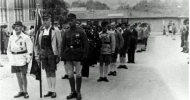 """""""Powstania śląskie"""" okiem bojownika  Freikorpsu """"Oberland"""""""