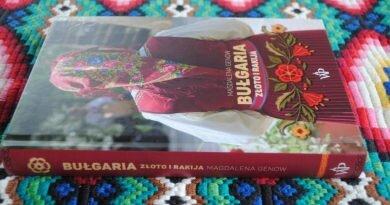 """""""Bułgaria. Złoto i rakija"""" – o książce Magdaleny Genow subiektywnie"""