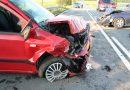 Czekanōw: Wypadek na DK78