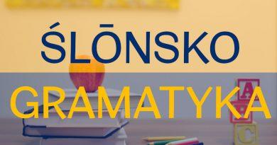 Quiz: Ślōnsko gramatyka