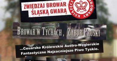 """""""Zwiedzaj browar śląską gwarą"""", czyli nie kupię Tyskiego"""
