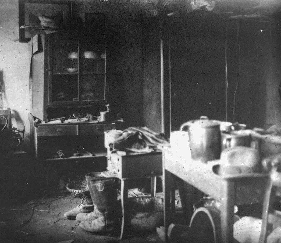 Izba, co w nij Denke mordowoł swoje ôfiary