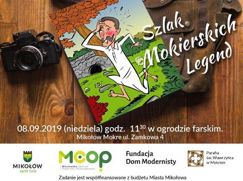 Szlak Mokierskich Legend