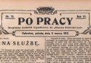 Dymokracke medykacyje, 9.03.1912