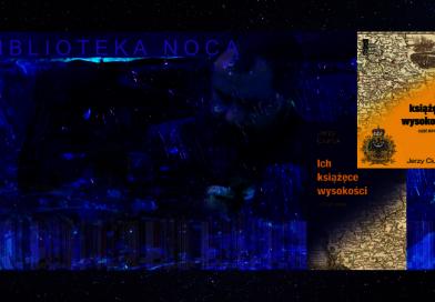 Biblioteka nocą: Ciurlok. Perygynator