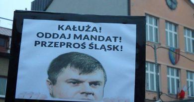 Wojciech Kałuża, czyli Ślązak, któremu ręki podawać się nie powinno