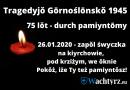 Jak mogę upamiętnić Tragedię Górnośląską?