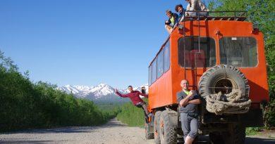 Kamczatka – kraina wulkanów. Spotkanie z podróżnikiem Pawłem Grają oraz Julią Lavrishchevą i Alexem Plakhotnym