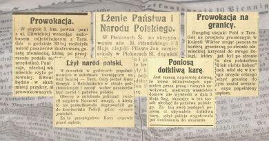 Jak Wiśniowska z Radzionkowa naród polski i jego państwo lżyła
