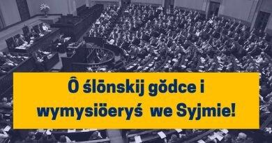 Język śląski wraca do Sejmu. Czy zostanie uznany za język regionalny?