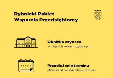 Rybnicki Pakiet Wsparcia Przedsiębiorcy