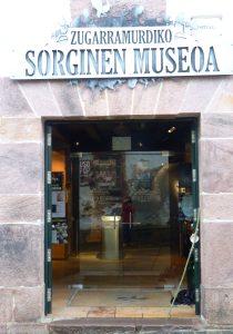 Muzeum czarownic w Zugarramurdi