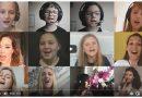 Młodzi artyści mniejszości niemieckiej nagrali cover zespołu Silbermond