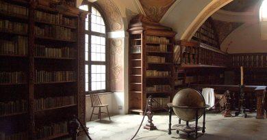 Biblioteka poaugustiańska w Żaganiu, fot. Mohylek / Wikimedia Commons