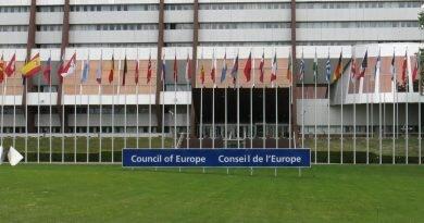 Budynek Rady Europy, fot. Filip Maljković